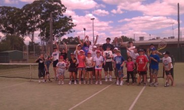 Fun Tennis Clinic